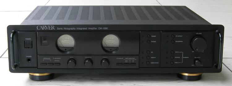 Ampli Carver CM-1090 - Amply nghe nhạc uy lực