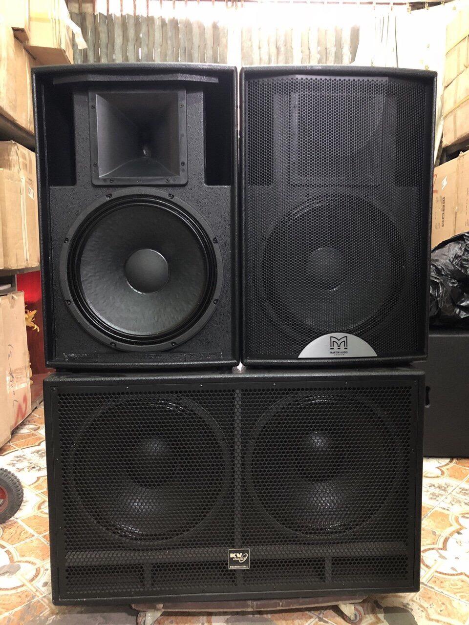 Loa Martin Audio F12