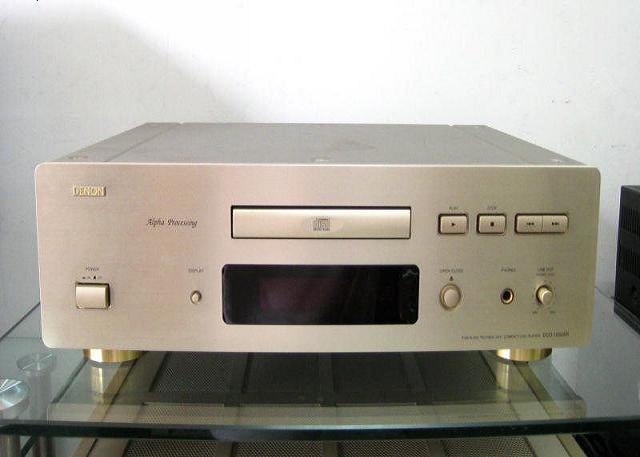 Đầu CD Denon 1650AR