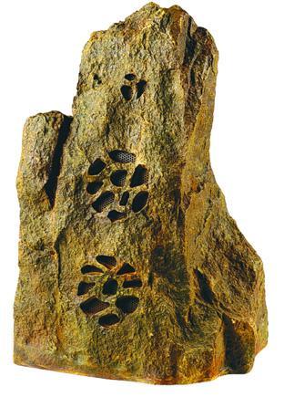 Loa trang trí sân vườn hình hòn đá S-608A