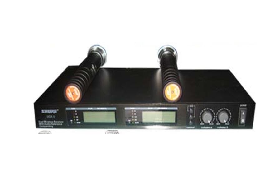 Micro Shure - Micro karaoke Shure UG-X6 xịn đẹp