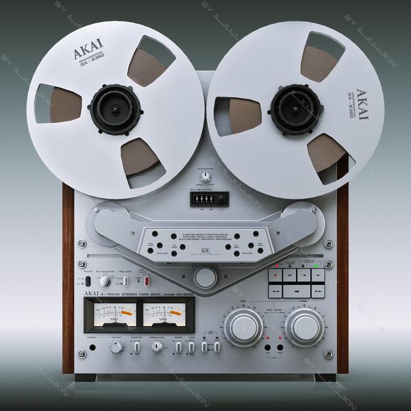 Đầu băng cối AKAI 635D - Âm nhạc đam mê