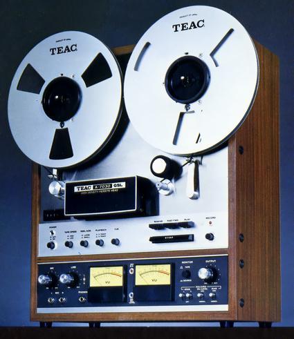 Đầu băng cối Teac 7030 âm thanh trong trẻo mượt mà